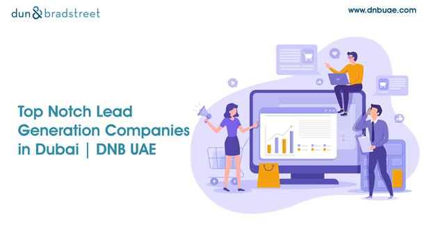 Top Lead Generation Service Providers in Dubai  DNB UAE